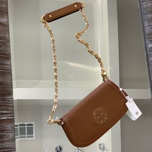 Tory Burch Tan Crossbody purse